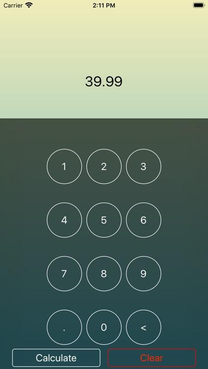 Fast Percent - Calculator Tool screenshot-6