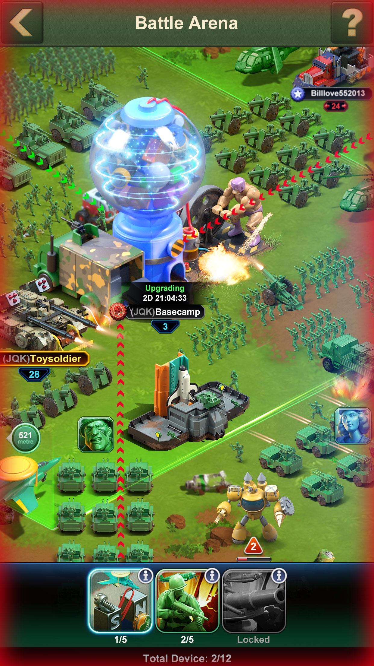 Army Men Strike: Toy Soldiers Screenshot