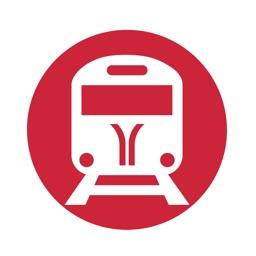 广州地铁通 - 广州地铁公交出行导航路线查询app