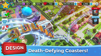 RollerCoaster Tycoon® Touch™ by Atari (iOS, United Kingdom