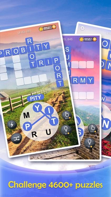 Word Crossy - A crossword game screenshot-4