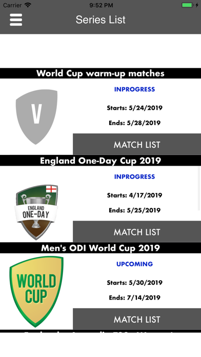 World Cricket 2019 Live Update App Data & Review - Entertainment