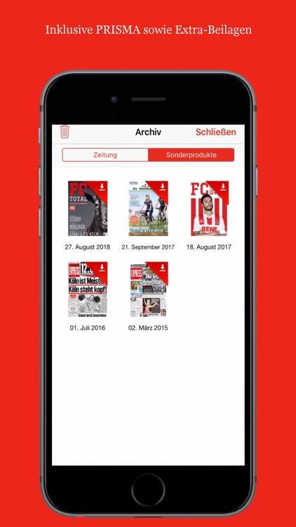 EXPRESS E-Paper screenshot-4