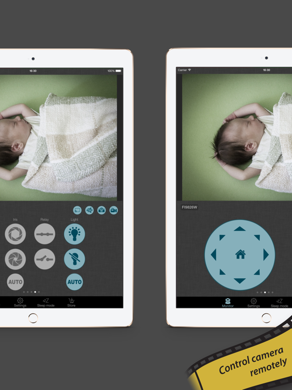 Baby Monitor for IP Camera screenshot