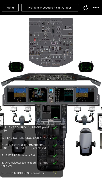 787 Flow & Emergency Trainer screenshot-3