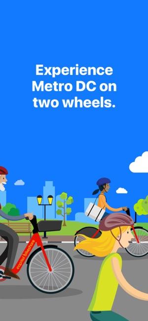 Capital Bikeshare on the App Store