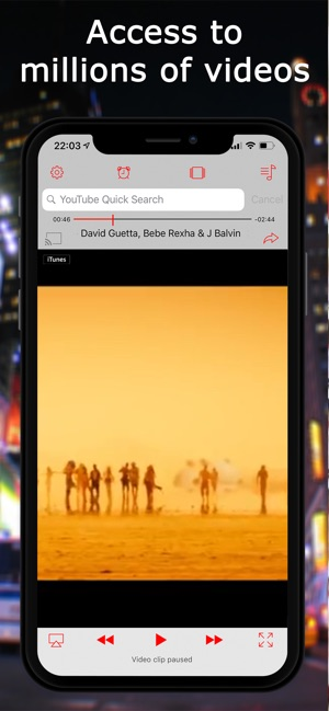 Music TV - Player for YouTube on the App Store
