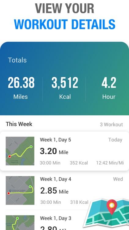 Walking for Weight Loss screenshot-5