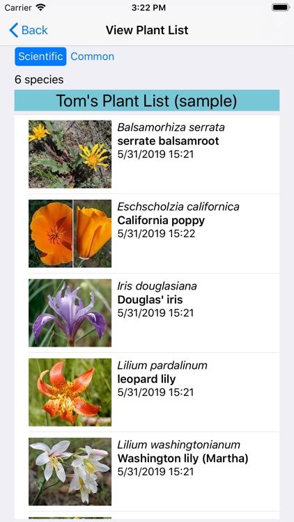 North California Wildflowers screenshot-7