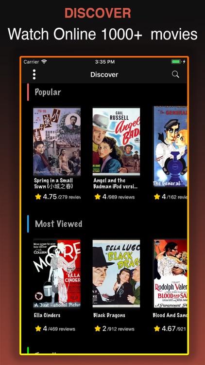 Movie Box & 123 Show Hub Play