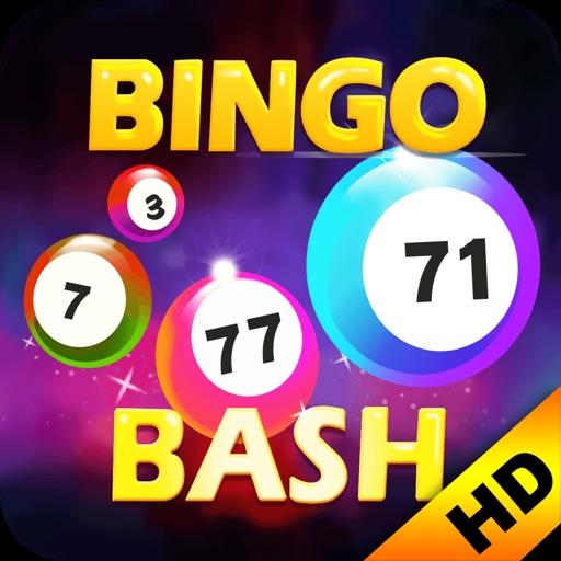 Bingo Bash HD - Bingo & Slots icon