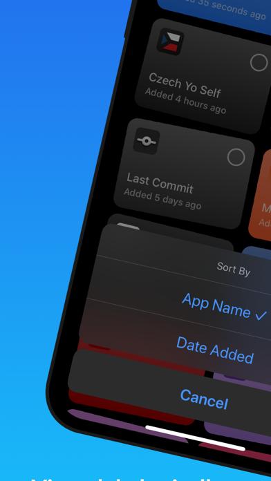 App Wishlist screenshot 4