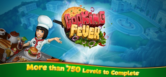 Cooking Fever on the App Store