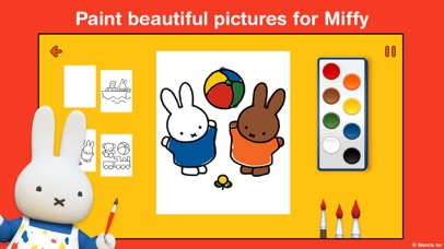 Miffy's World! screenshot 1