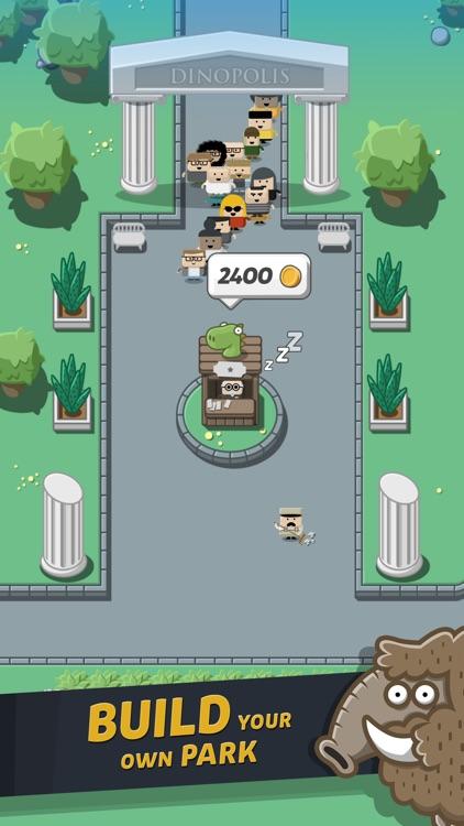 Crazy Dino Park screenshot-3