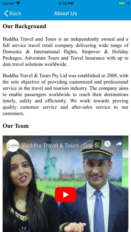 Buddha Travel & Tours screenshot-5