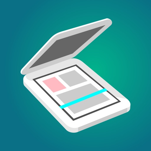 Scanner Photo to PDF Converter