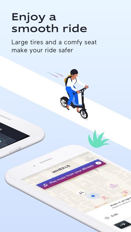 Wheels - Ride In Style