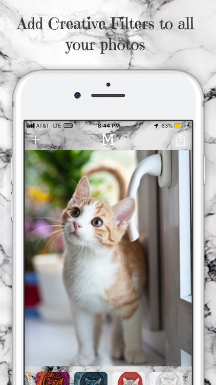 Marble: Artistic Filters