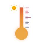 Термометр и гигрометр на пк