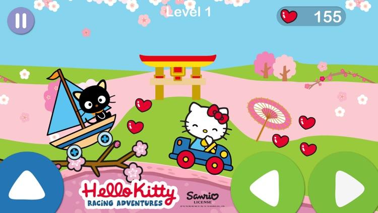 Hello Kitty Racing Adventures screenshot-4