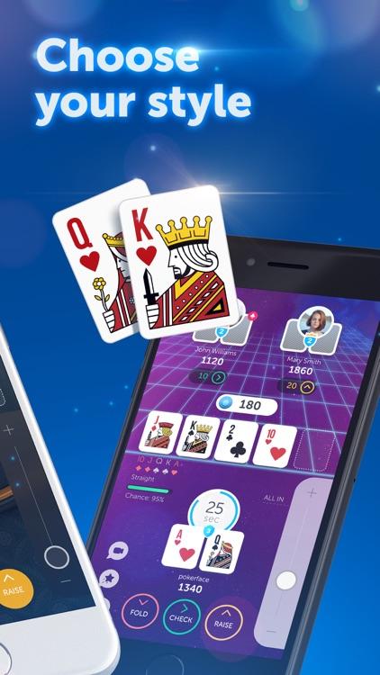 PokerUp: Texas Holdem Poker screenshot-4