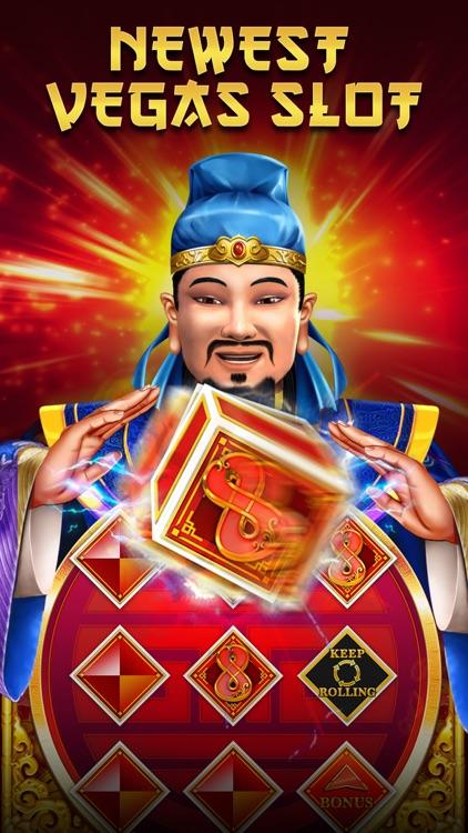 Grand Macau-Dafu Casino Slots screenshot-6