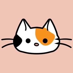 Calico Cat Stickers