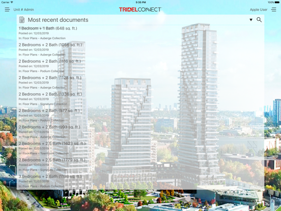 Tridel Connect screenshot 17
