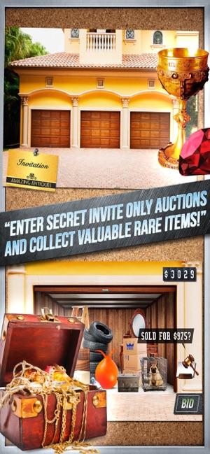 Auction Wars : Storage King