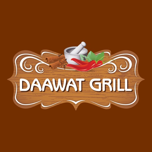 Daawat Grill icon