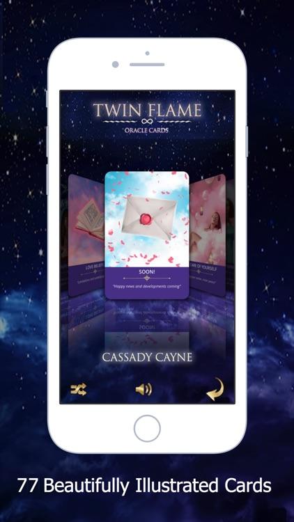 Twin Flame Oracle Cards screenshot-3