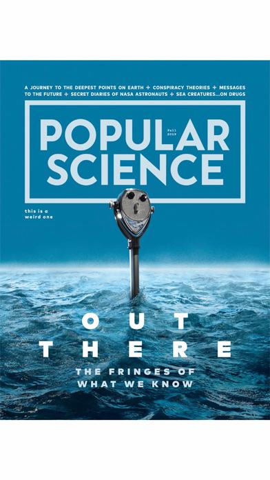 Popular Science review screenshots