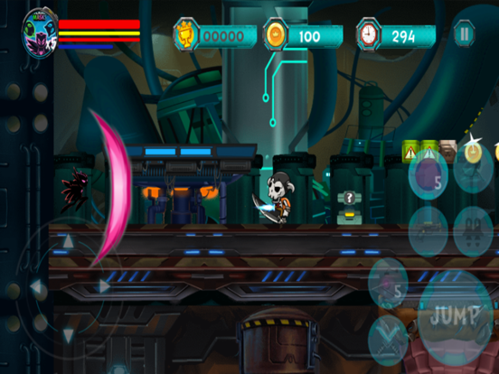 Super Hero Shadow Masks screenshot 4