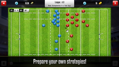 Rugby Manager : Be a managerのおすすめ画像2