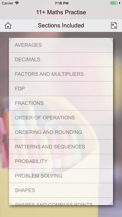 11+ Maths Test Practice screenshot 9