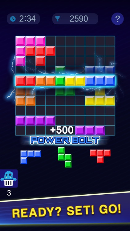 Block Blitz: Skillz Puzzle Fun by Free Addicting Games