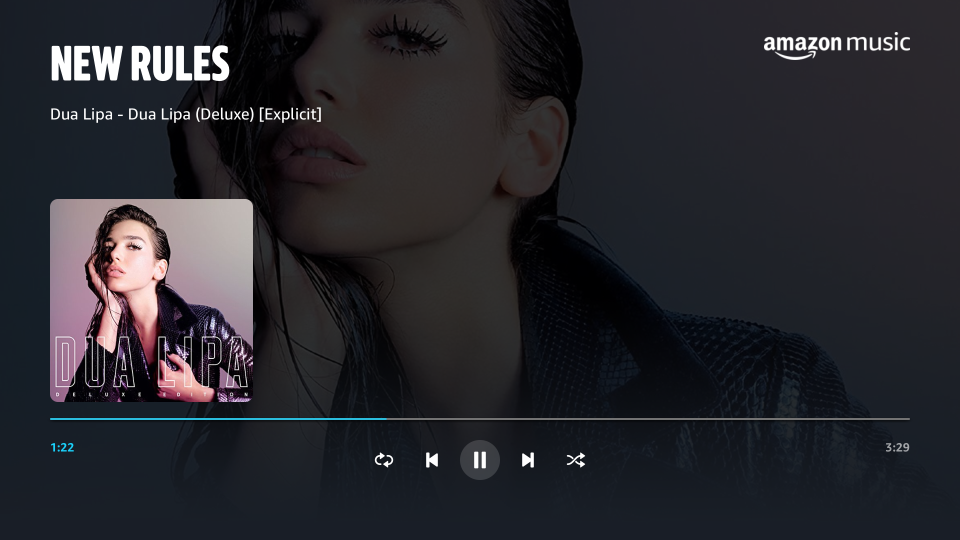 Amazon Music: Songs & Podcasts screenshot 15