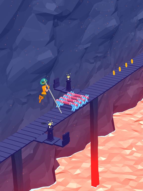 Pole Runner! screenshot 5