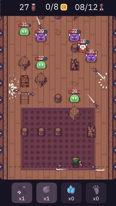 Bouncy Arrows screenshot 8