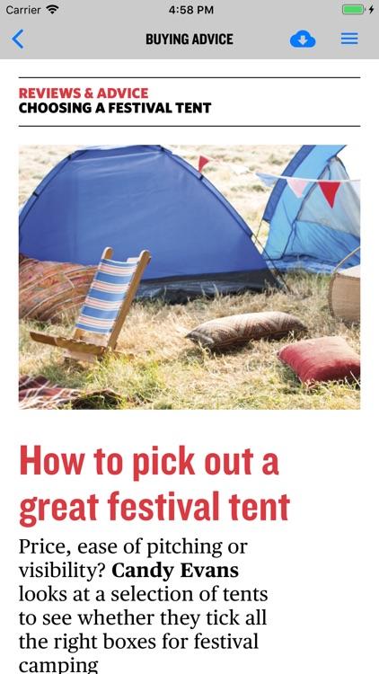 Camping & Caravanning Magazine screenshot-6