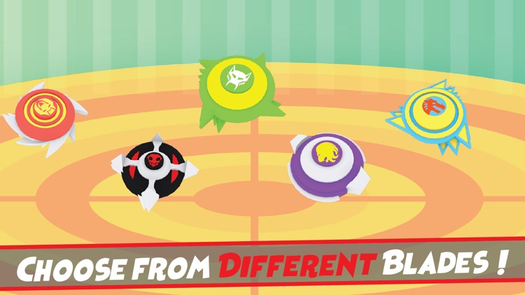 Burst Rivals Game For Bayblade