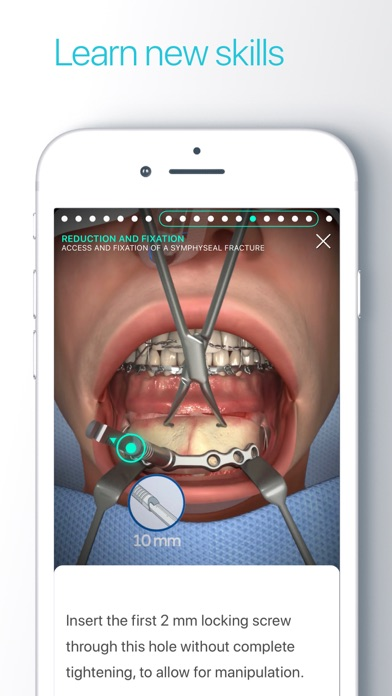 Screenshot for Touch Surgery: Surgical Videos in South Africa App Store