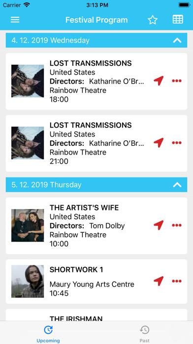 Whistler Film Festival screenshot three