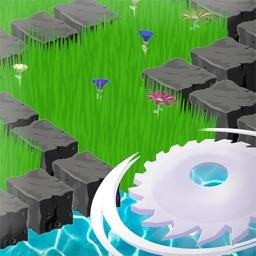 Grass Splat 3D