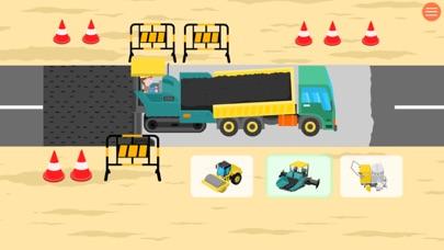点击获取Trucks - Construction games