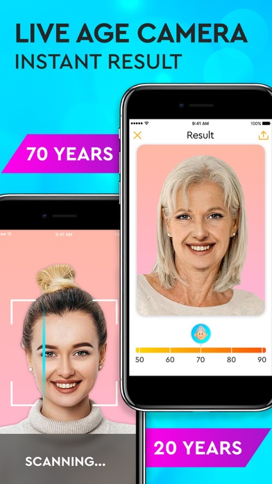 Face Aging App - Oldify Camera screenshot two