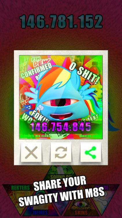 Illuminati: MLG Clicker screenshot-3