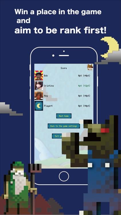 One Night Werewolf for mobile screenshot-4