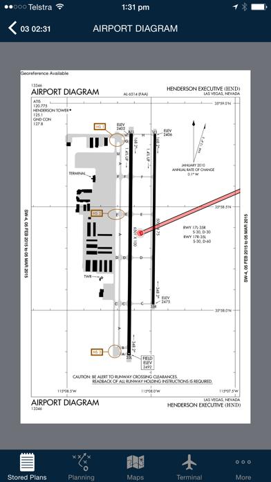 Avplan Efb review screenshots